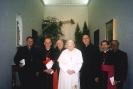Visita Giovanni Paolo II